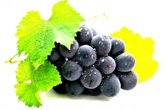 Виноград – профилактика разрушения зубов