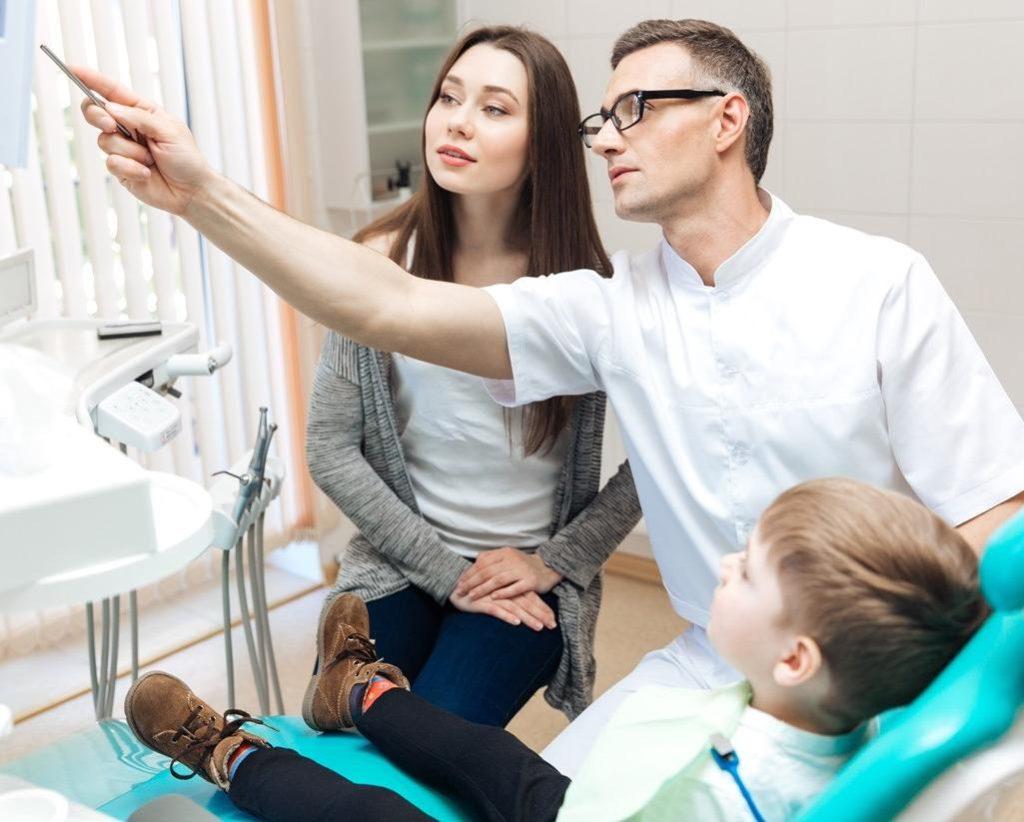 профилактика зубных болезней